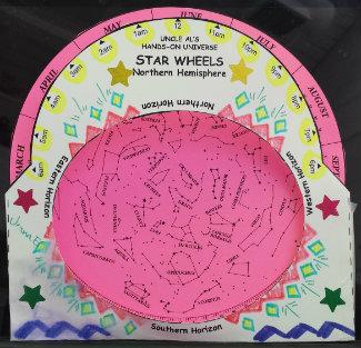 Pop-up Program: Make A Planisphere