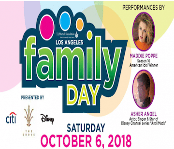 The T.J. Martell Foundation's Los Angeles Family Day