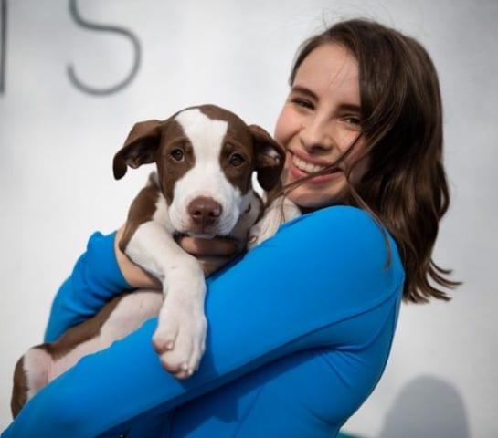 Pliés and Puppies