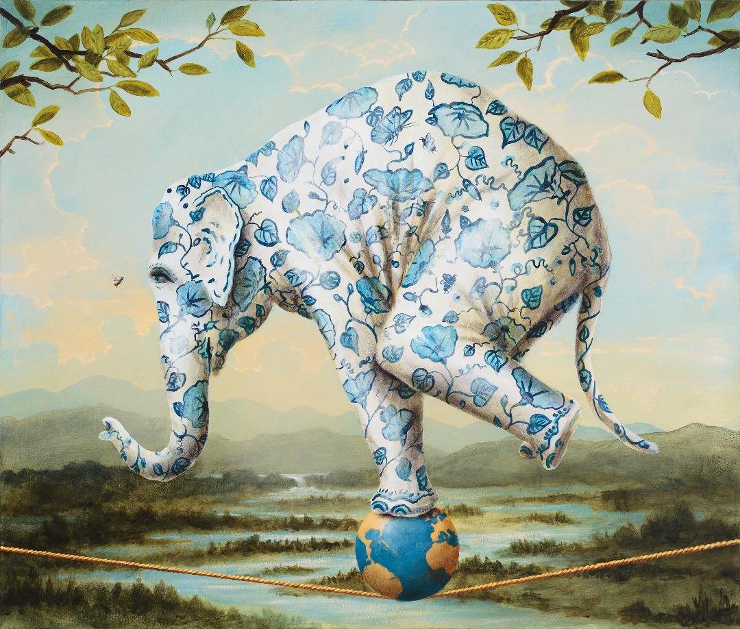 "Kevin Sloan: ""A Collection of Rarities"" Exhibit"