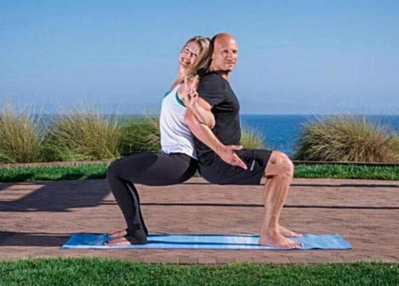 Partner Yoga w/Karen Sehgal