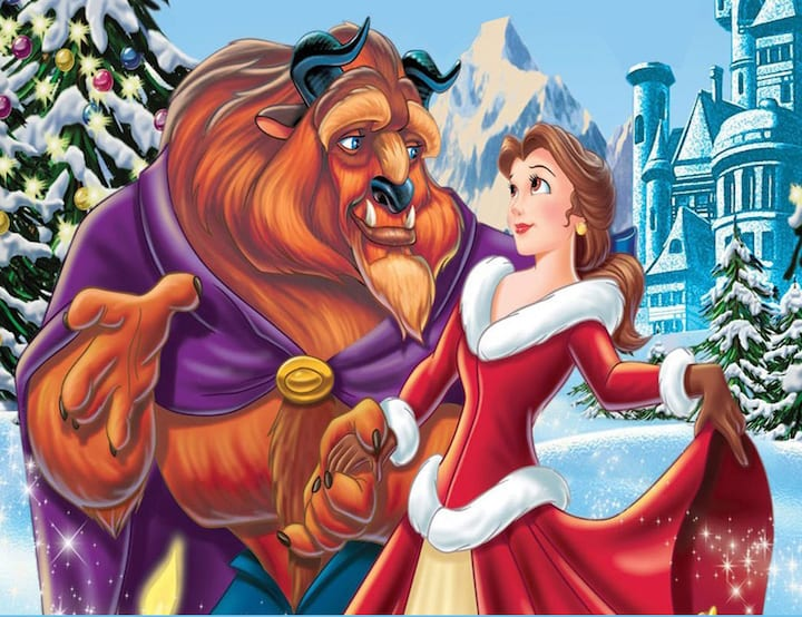 Disney's Beauty and the Beast: Enchanted Christmas Movie Event