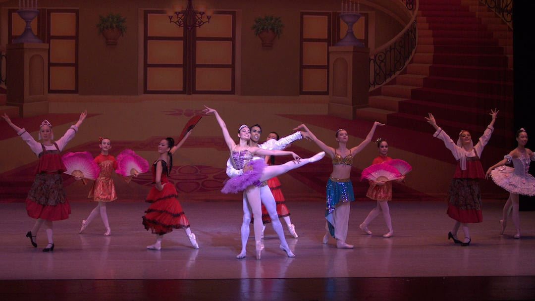 Conejo Civic Ballet presents The Nutcracker
