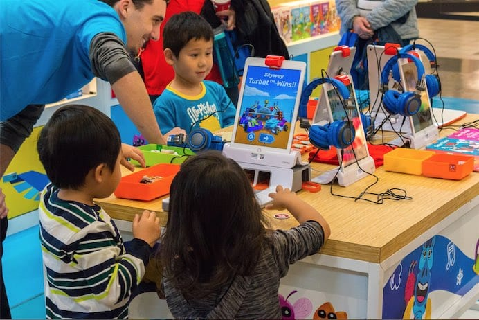 Osmo Pop-Up at Westfield Culver City