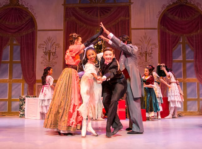 Los Angeles Youth Ballet's The Nutcracker