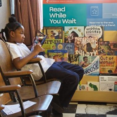 lapl's read while you wait