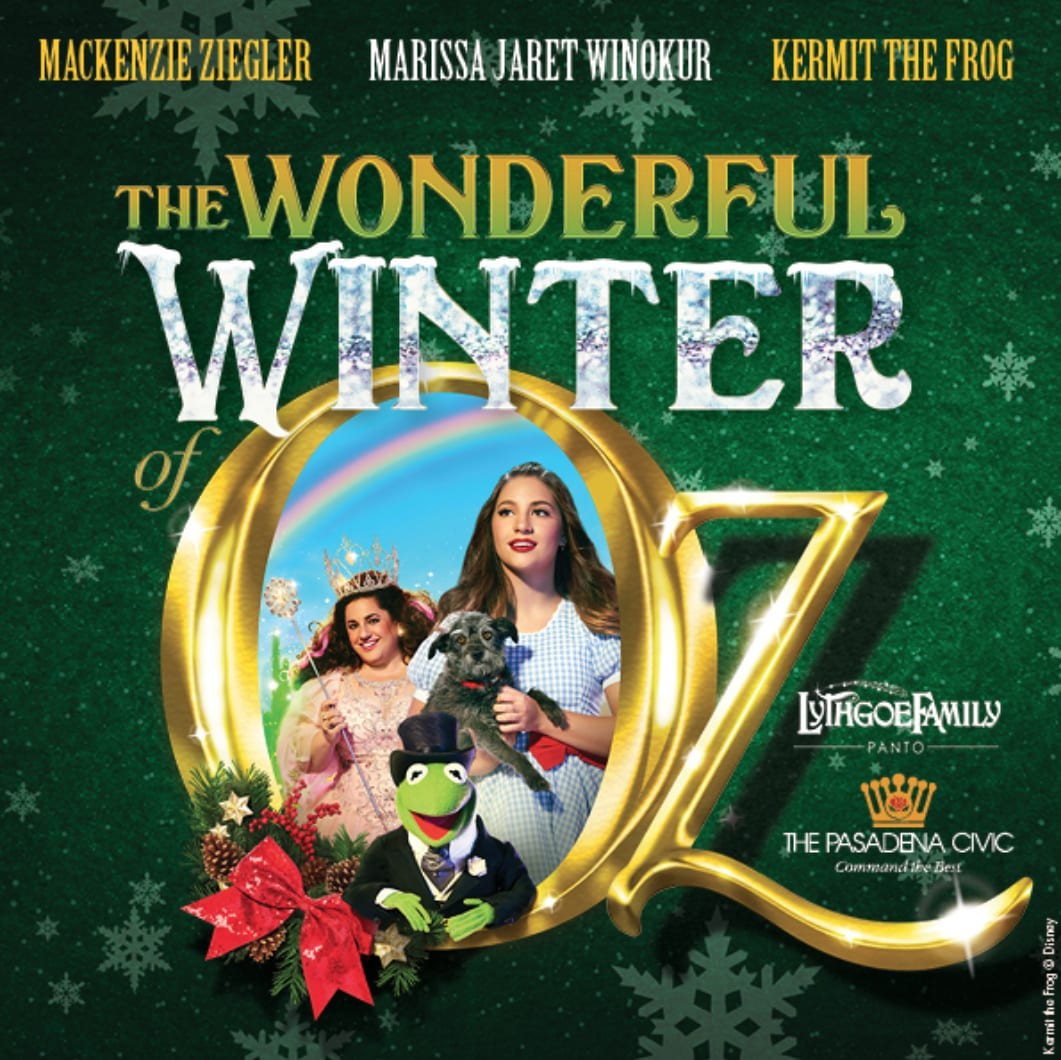 Lythgoe Family Panto's The Wonderful Winter of Oz