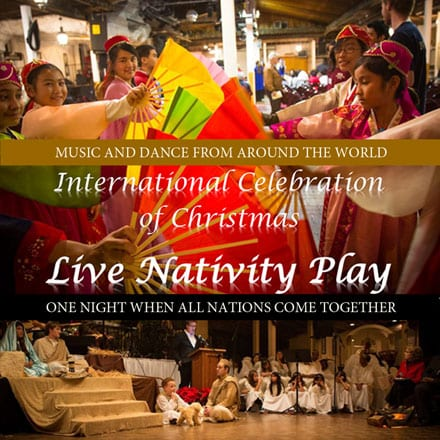 18th Annual International Celebration of Christmas and Nativity Play