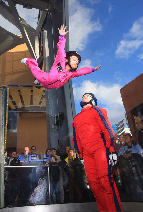 iFLY all abilities