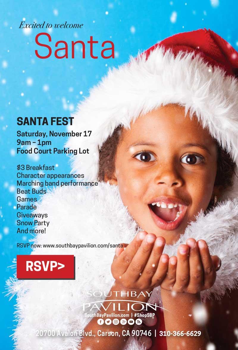 8th Annual Santa Fest