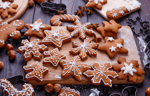 Free Gingerbread Decorating Party