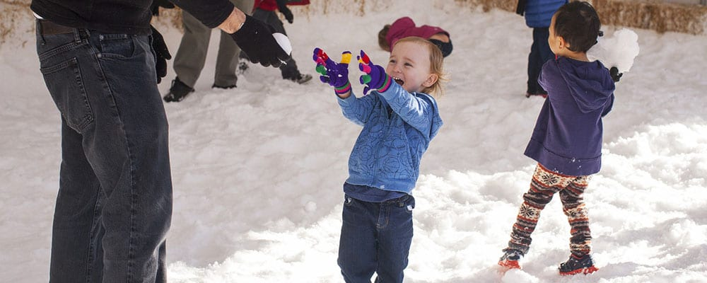 Snow Days at Kidspace