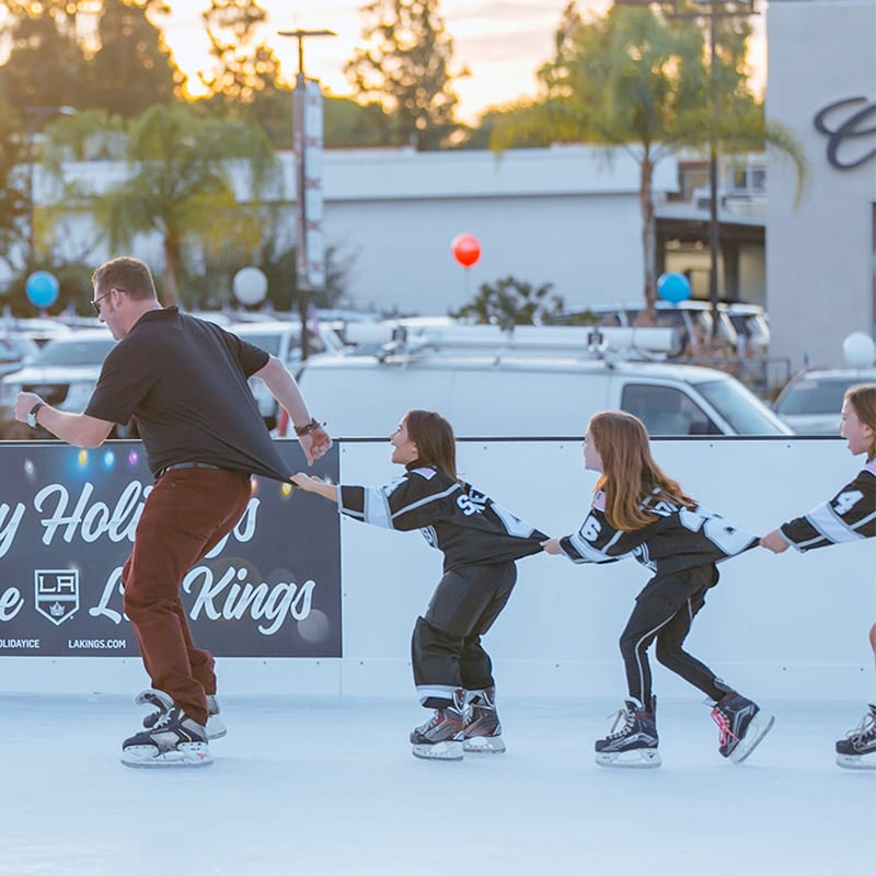 Top 7 December Los Angeles Family Events