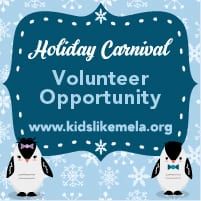 club l.a. TEEN Holiday Carnival event
