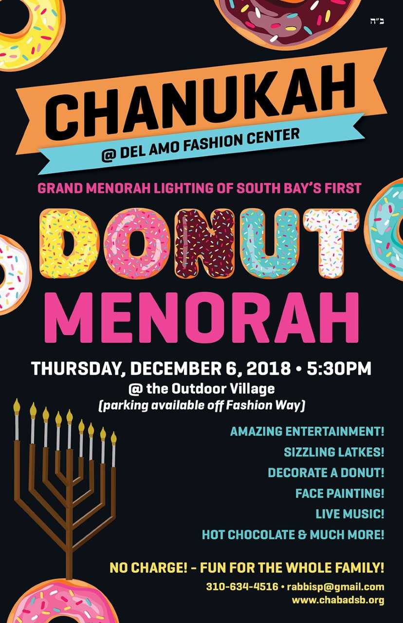 Chanukah Celebration and Grand Menorah Lighting