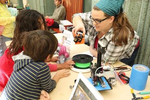 DTLA Mini Maker Faire
