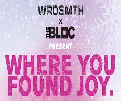 Where You Found Joy