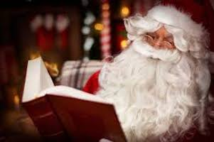 Storytime With Santa at Plaza West Covina