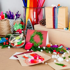 Handcrafted Holiday Workshops