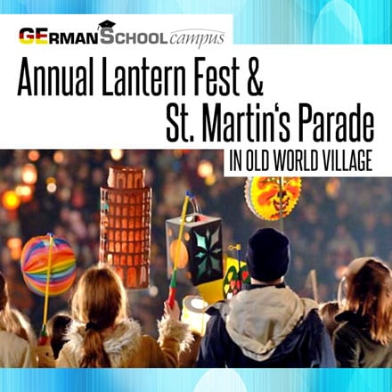 St. Martin's Lantern Fest and Parade