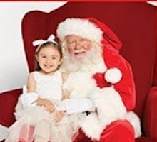 Plaza West Covina's Photos With Santa
