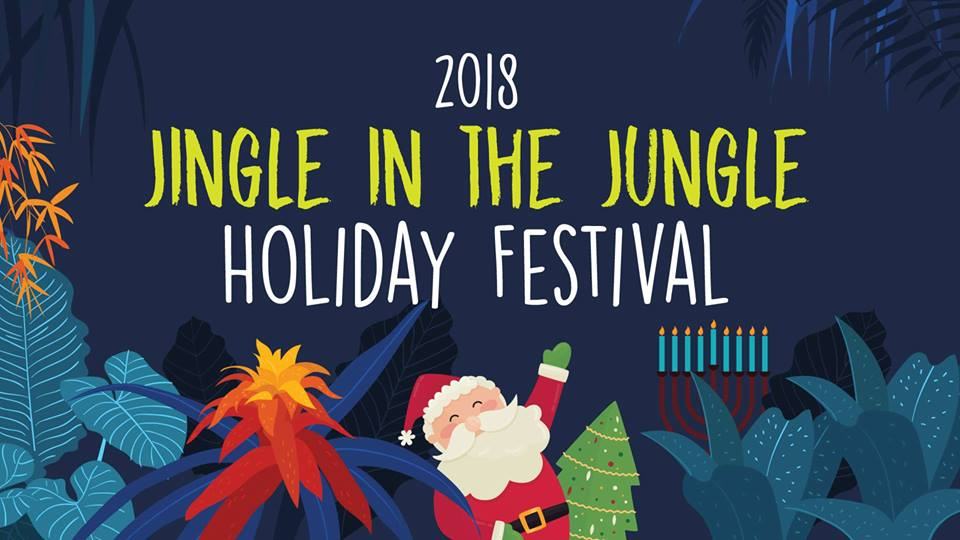2018 Jingle in the Jungle Holiday Event