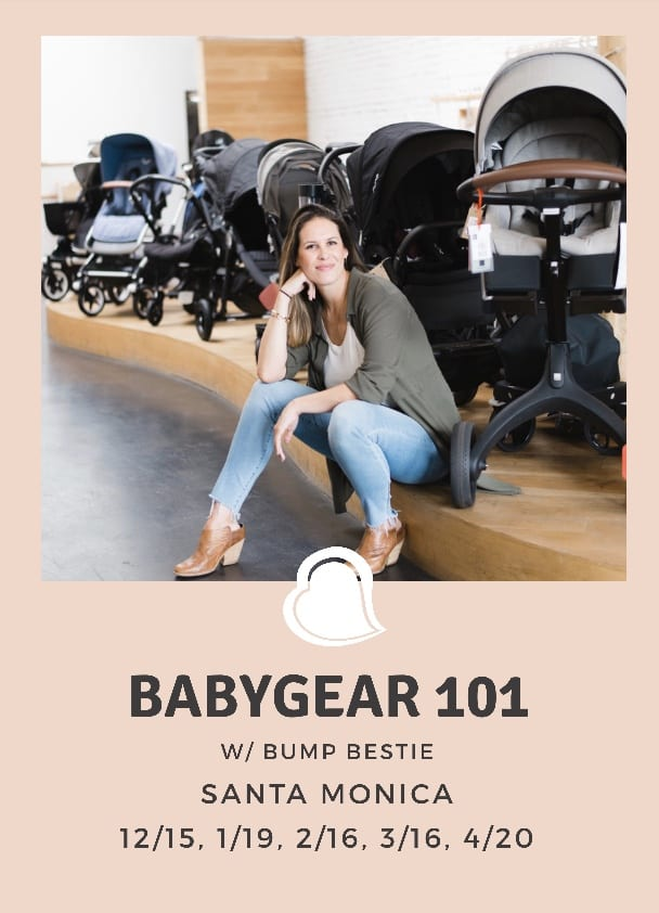 The Pump Station presents Baby Gear 101