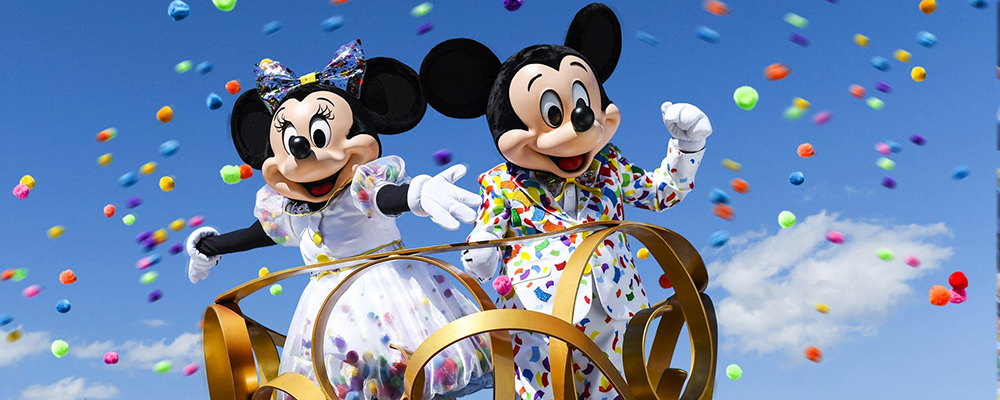 Get Your Ears On: A Mickey and Minnie Celebration