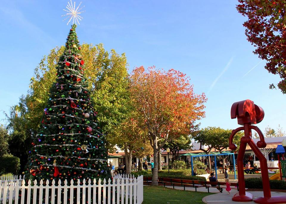 Holidays at Malibu Country Mart