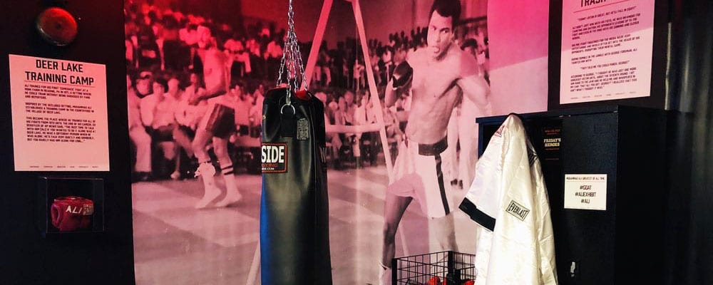Muhammad Ali: Greatest of All Time Exhibit