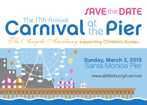 Angelic Auxiliary Carnival at the Pier