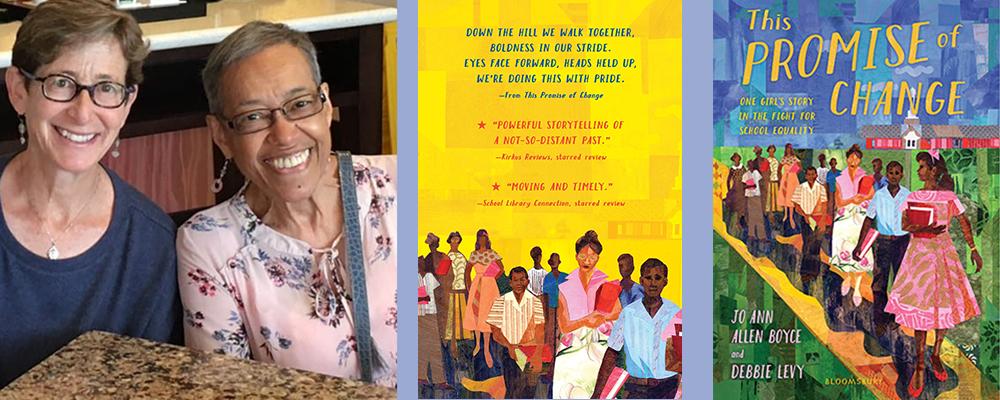 Authors Appearance: Jo Ann Allen Boyce & Debbie Levy