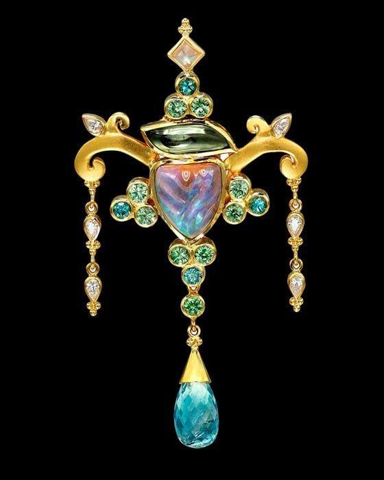 Art of the Jewel: The Crevoshay Collection Exhibit