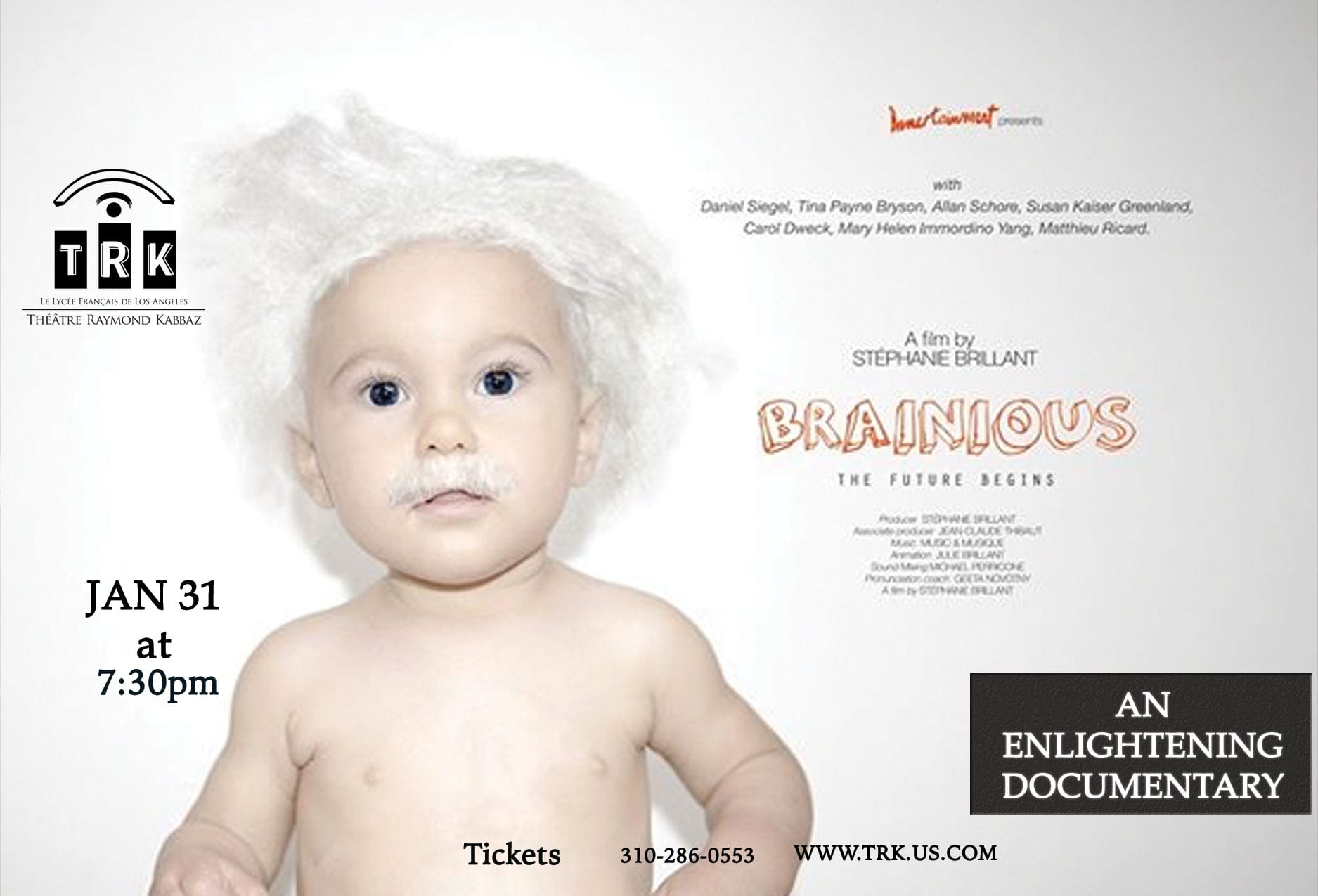 Brainious Screening