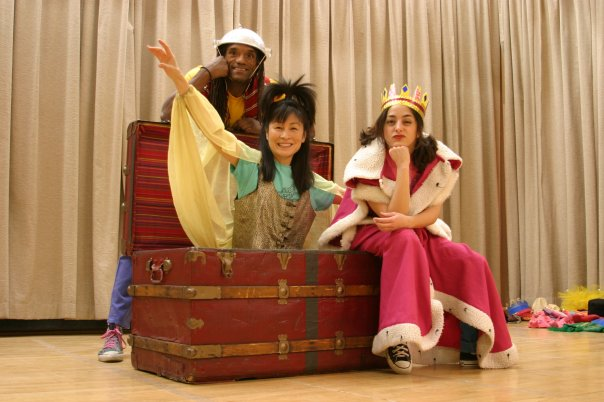 Free Saturday Family Theatre: A Feast From The East!