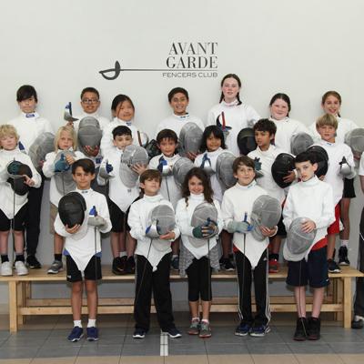 Avant-Garde Fencing Camp