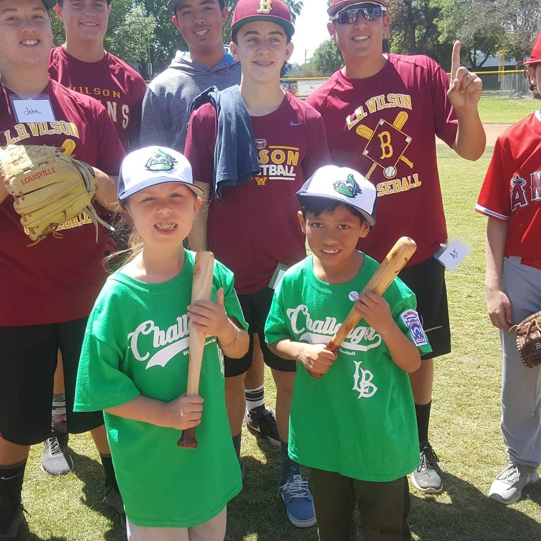 Inclusive Baseball and Cheer Season Kicks off in Long Beach fa4ed3e3bee5