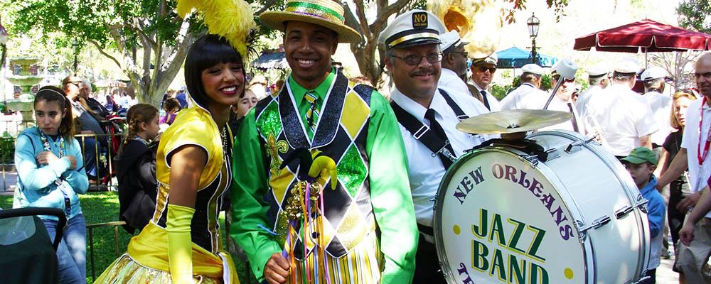 Fowler Families: Celebrating Mardi Gras