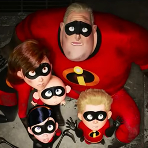 Torrance's Movies In The Park: Incredibles 2