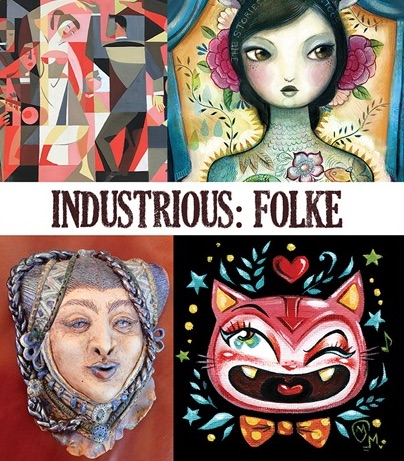 Industrious: Folke Opening Reception