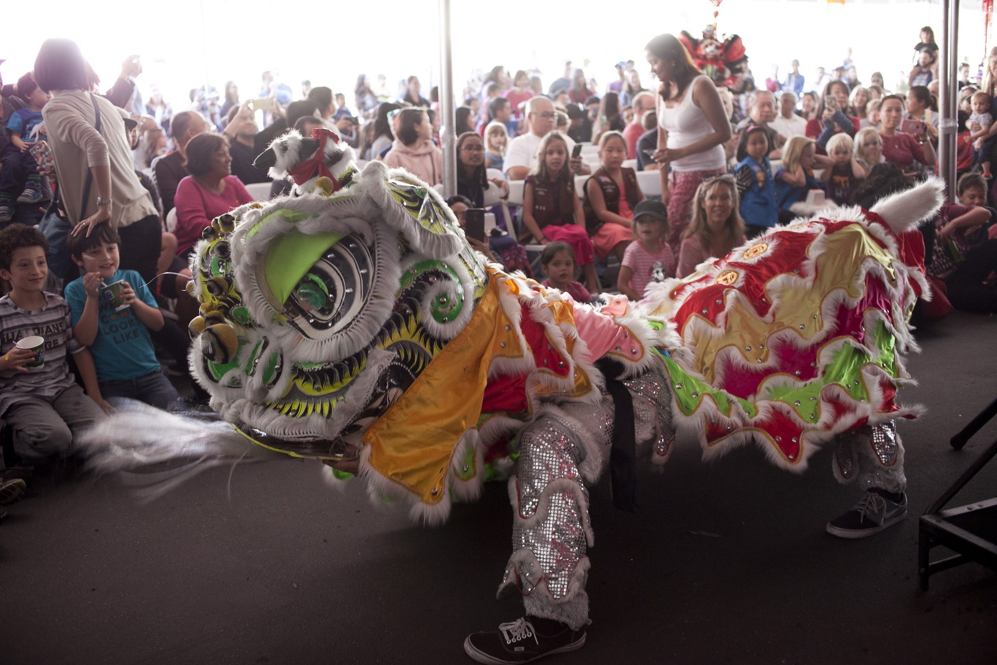 USC Pacific Asia Museum's Lunar New Year Festival