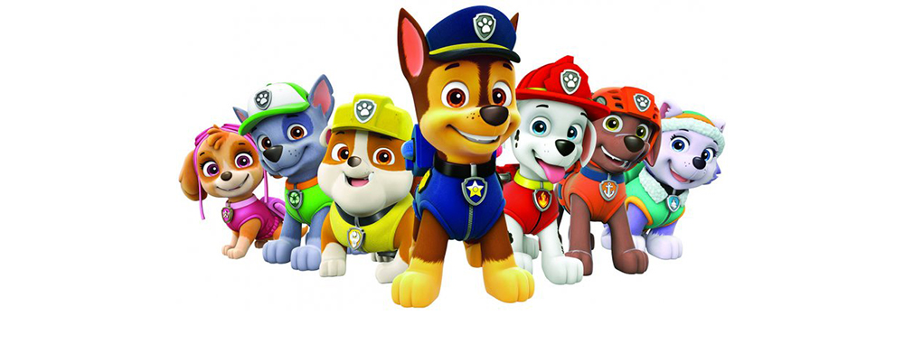 Playdate Connection Paw Patrol Party