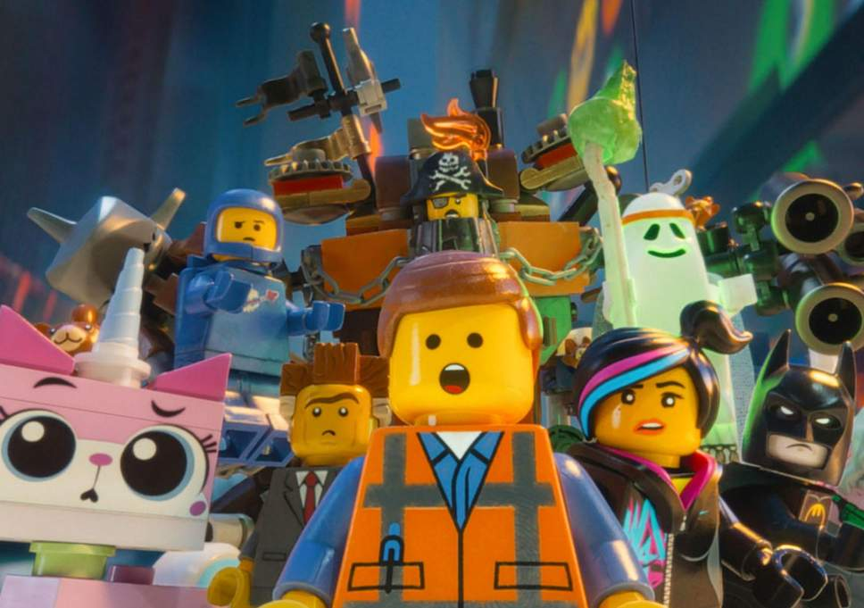 My Way Matinee - The Lego Movie 2