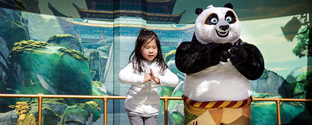 Universal Studios Hollywood's Lunar New Year Celebration