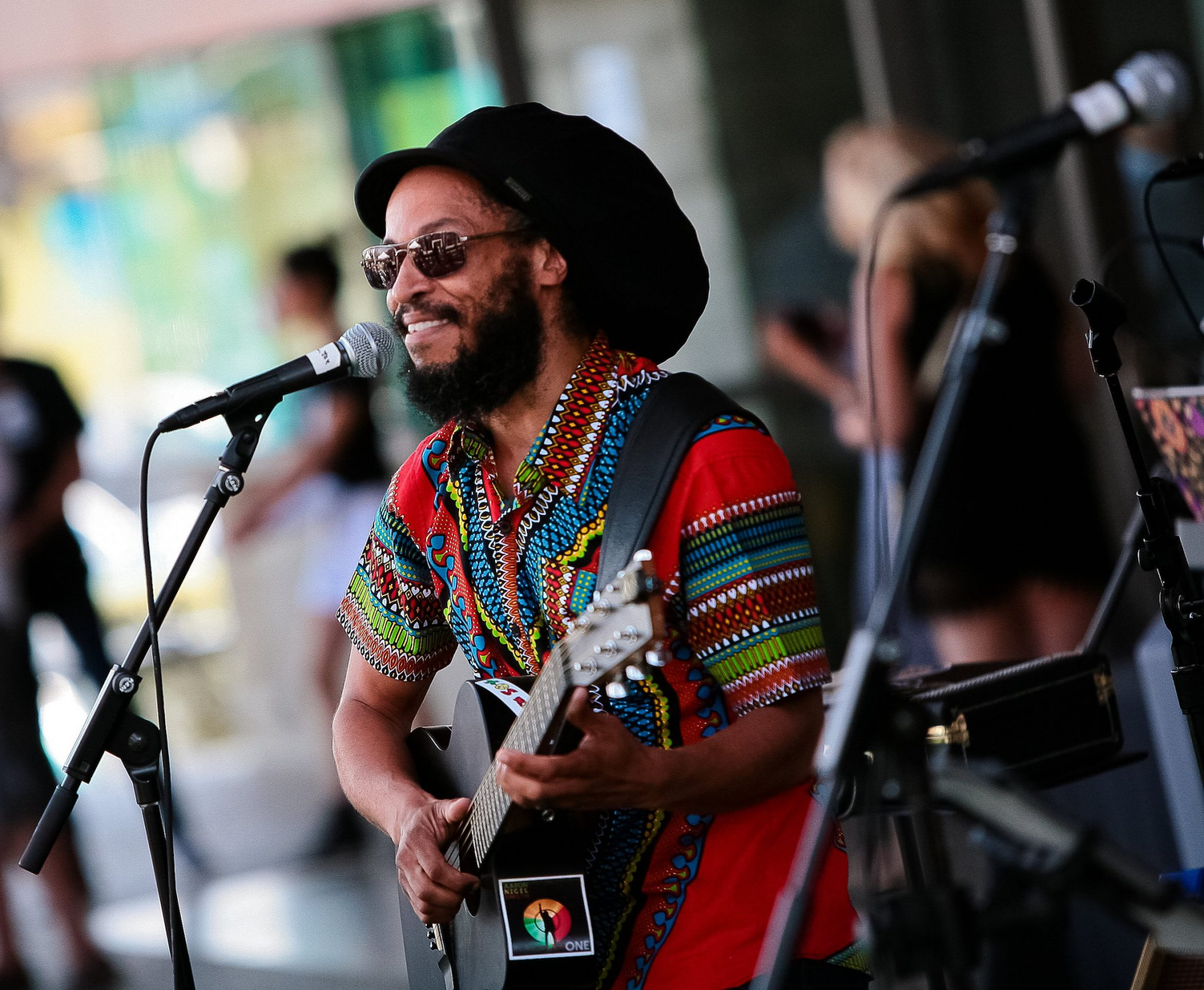 Aaron Nigel Smith: Family Reggae Bash