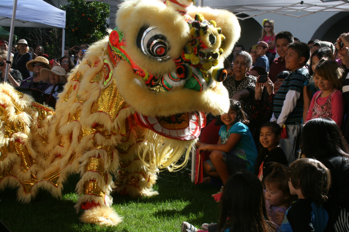 Bowers Free Family Festival: Asian Lunar New Year Celebration