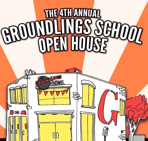 The Groundlings School Presents: 4th Annual Open House