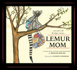 Lemur Mom (We Can't All Be Tiger Moms)