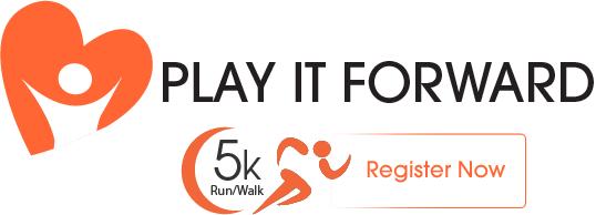 Play It Forward 5K Run/Walk