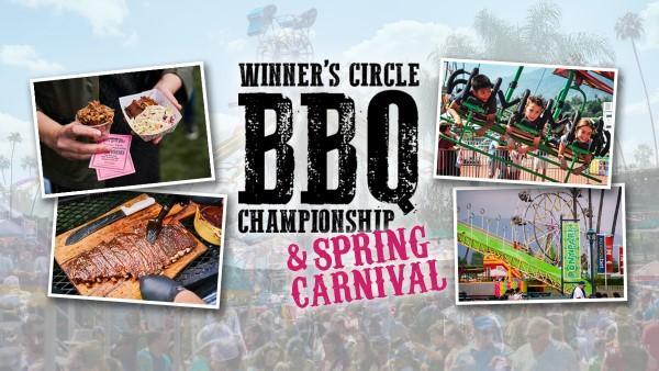 Santa Anita Spring Carnival & Winner's Circle BBQ Championship